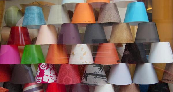 Handmake a lampshade at the Goodlife Centre
