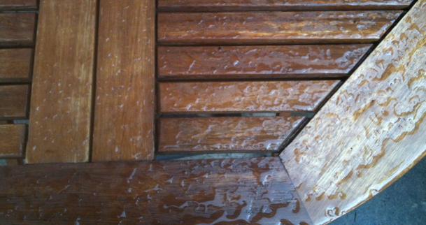 Rain blog from the Goodlife Centre