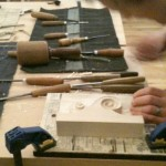 Introduction to Woodcarving at The Goodlife Centre in central London