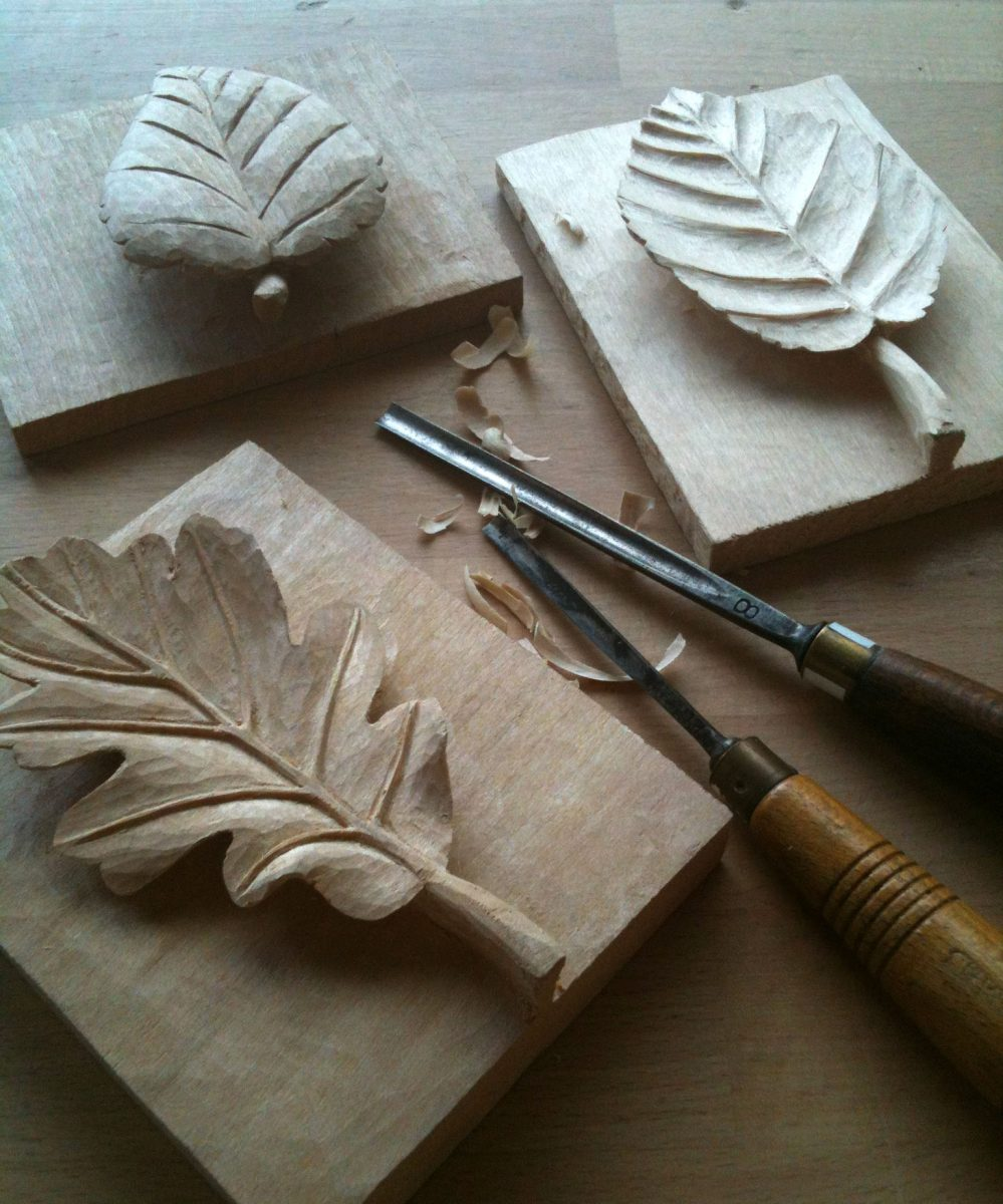 wood carving beginners