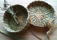 Rush Basket Making at The Goodlife Centre