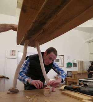 Bench Making Workshop with Veterans