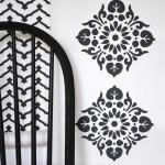 Kota Wallpaper - Stencilling Workshop