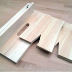 Make a Wooden childs stool