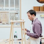 Full-time carpentry course at The Goodlife Centre in central London