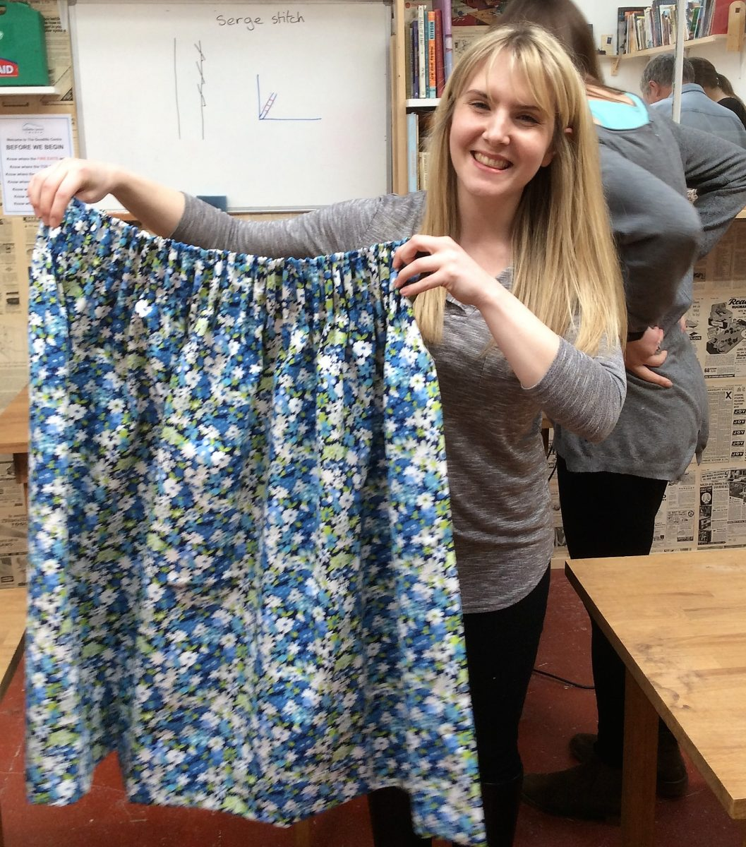 Learn To Make Curtains In One Day At The Goodlife Centre