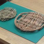 Willow Weaving Baskets at The Goodlife Centre