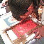 Screen Printing at The Goodlife Centre