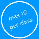 Our boutique classes have a max of 10 participants