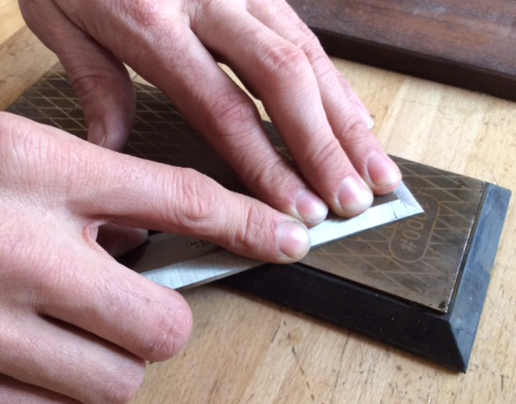 Sharpening Tools at The Goodlife Centre