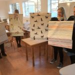 success with roman blinds at The Goodlife Centre
