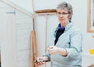 Ruth Thomson Carpentry Tutor at The Goodlife Centre